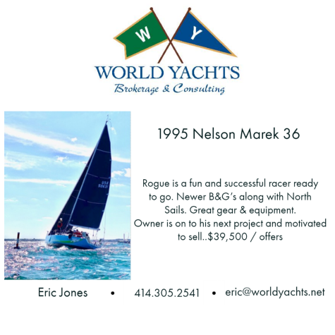 World Yachts Feb