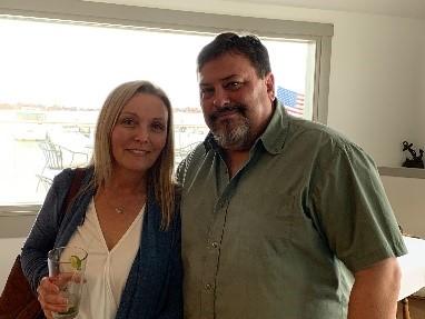Daniel and Jodi Kitzrow