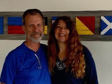 Phillip and Jenny Unti