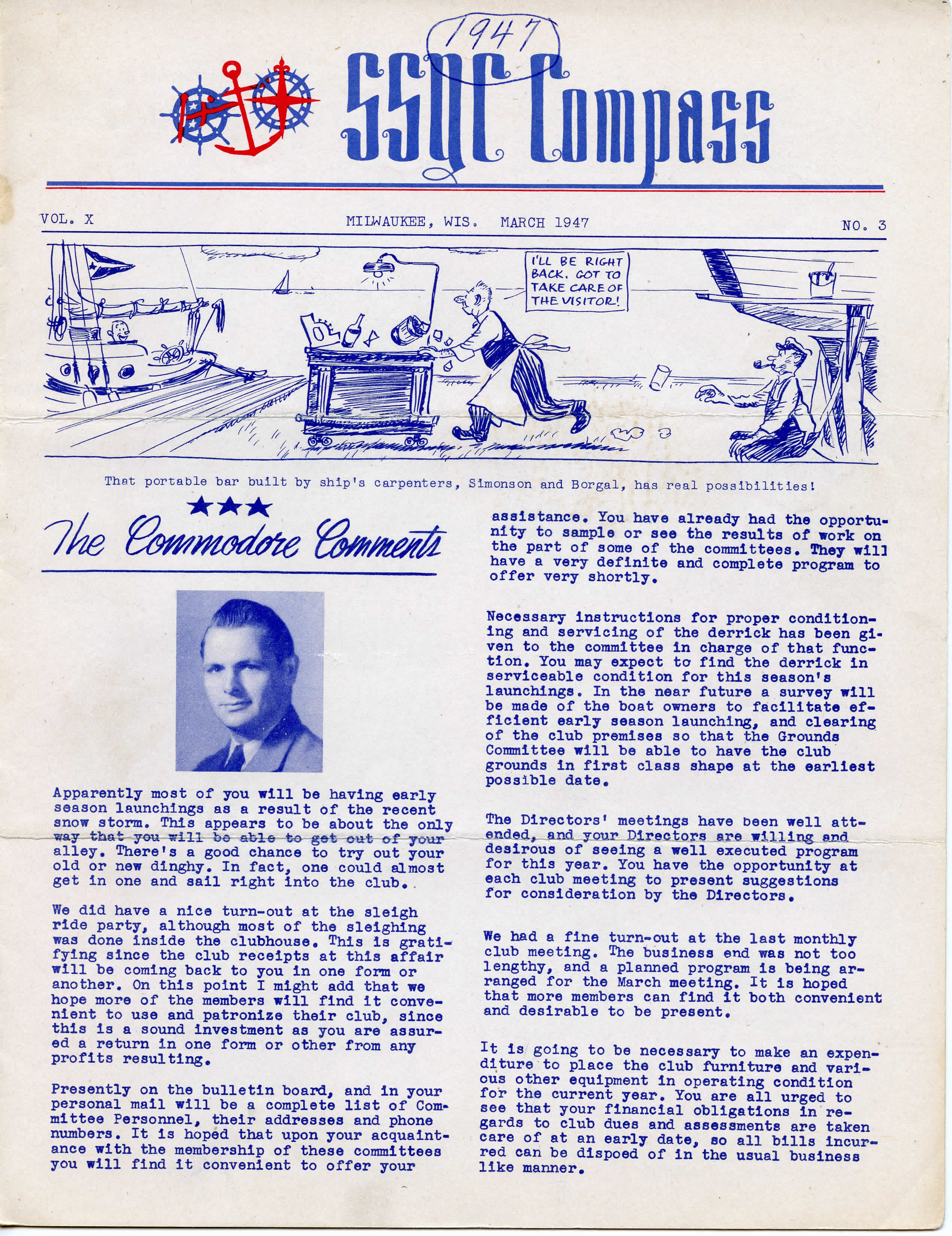 1947 03 Compass March