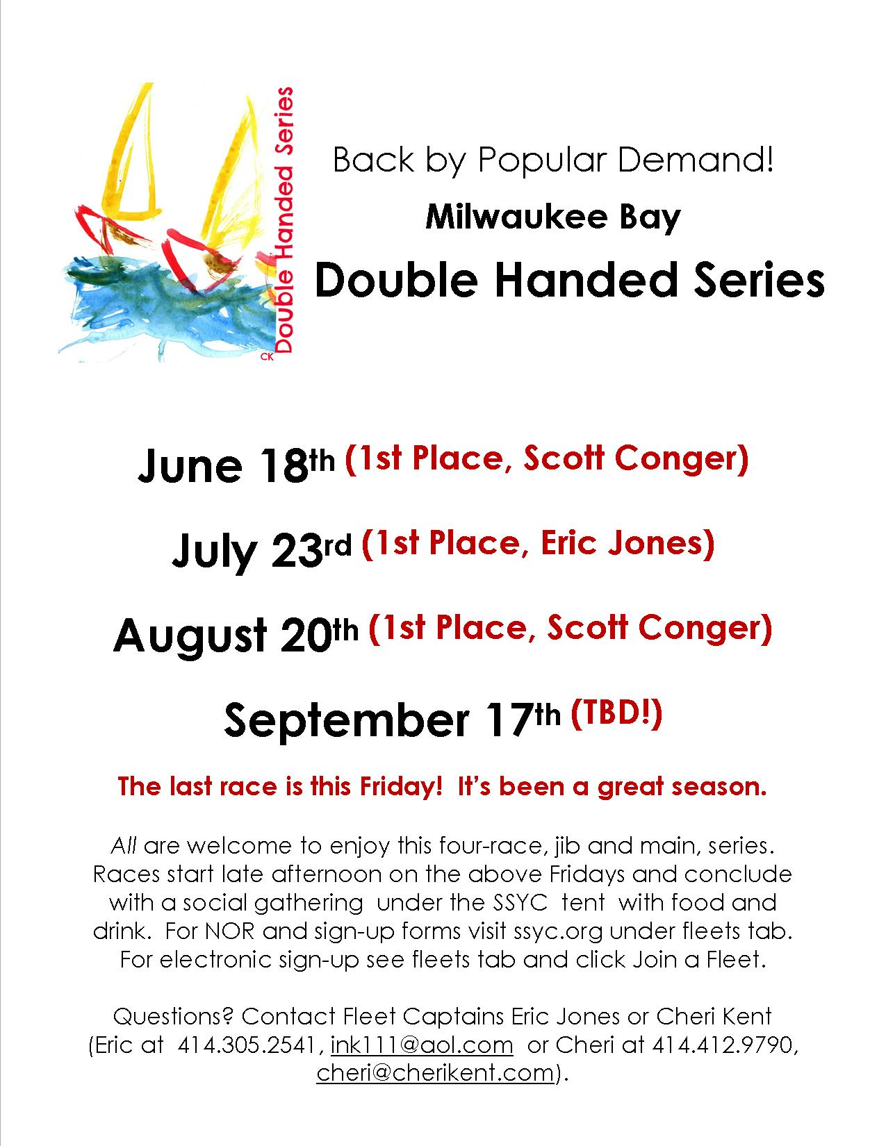 Double Hand Flyer Promo Update